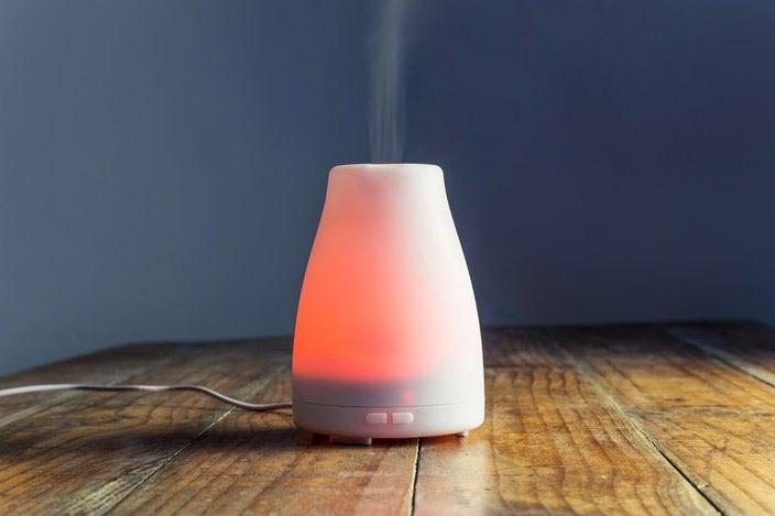 Ultrasonic Mist Diffuser