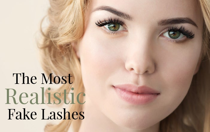 The Most Realistic Fake Eyelashes