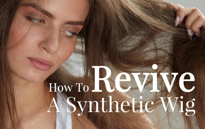 How to Restore Synthetic Wigs