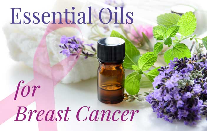 Essential Oils for Breast Cancer