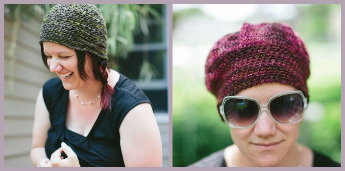Crochet hat patterns for cancer patients
