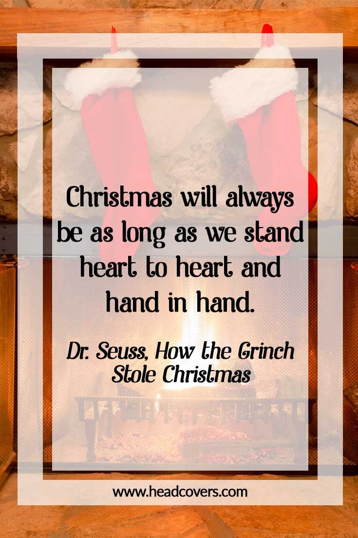 Inspirational Christmas quotes - the Grinch