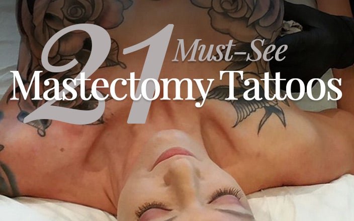 21 Mastectomy Tattoos You Have to See