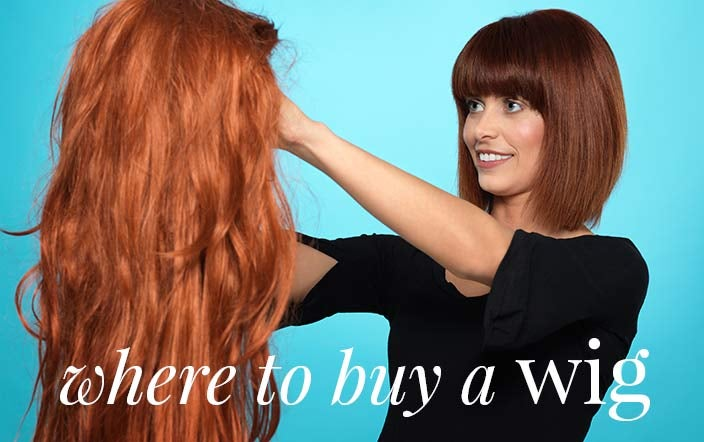 Where to Buy Wigs | Tips for Buying Wigs Online