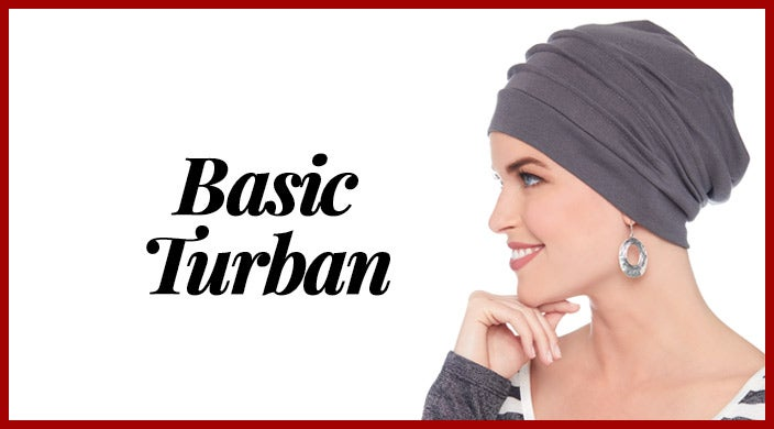 Christmas gifts for cancer patients - turbans