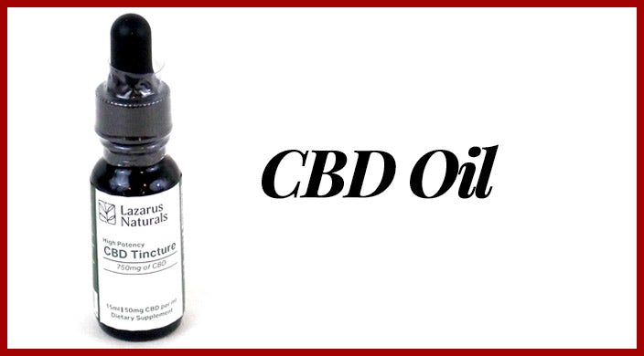 Christmas gifts for cancer patients - CBD Oil