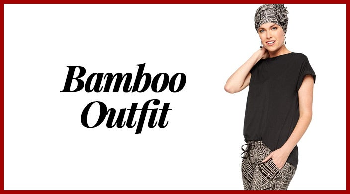 Christmas presents for cancer patients - bamboo outfit