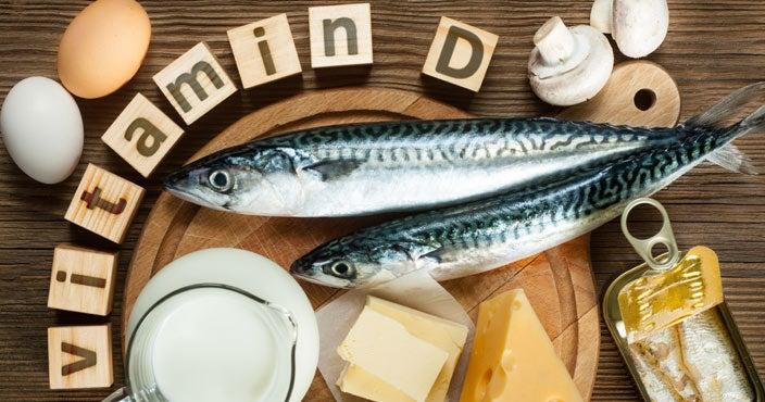 Best vitamins for hair loss - Vitamin D