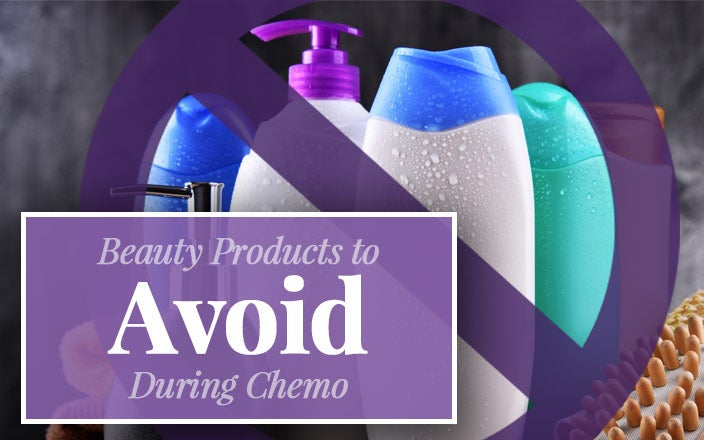 3 Beauty Products to Avoid During Chemo