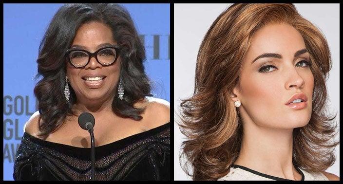 Oprah Hairstyle Wig