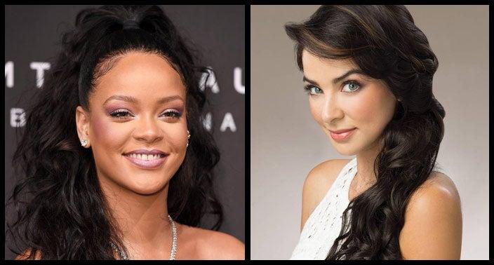 Rihanna Ponytail Hair Piece