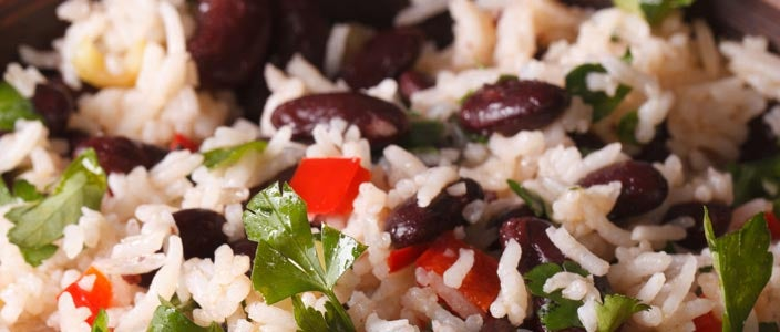 Foods to Eat During Chemo: Rice and Beans