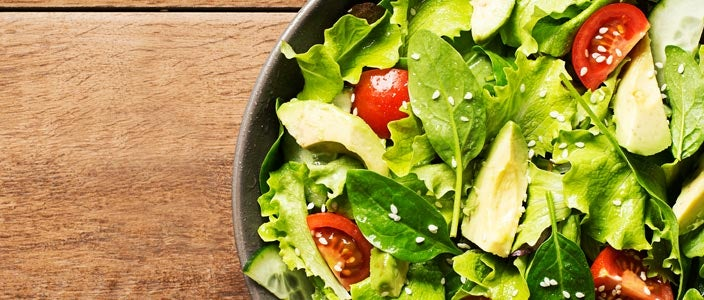 Foods to Eat During Chemo: Salads