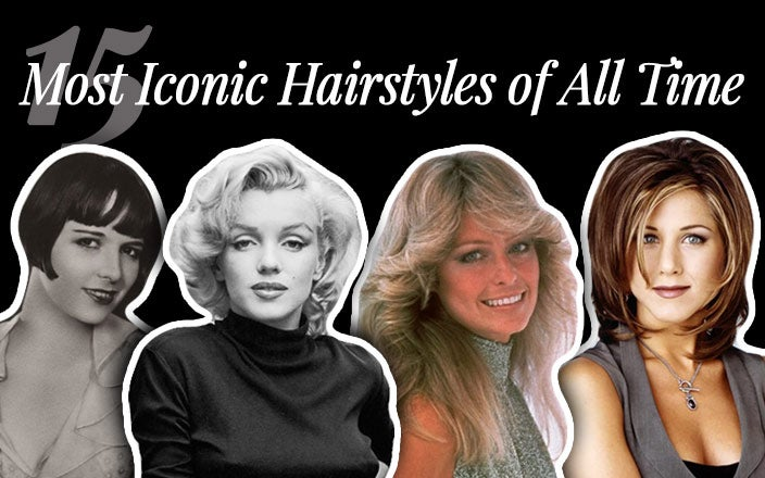 15 Most Iconic Hairstyles of All Time