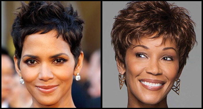 Halle Berry Hair - Zest by Eva Gabor Wigs