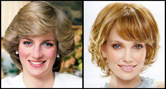 Princess Diana Hair - Heat by Jon Renau Wigs