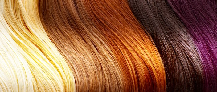 What is synthetic hair?