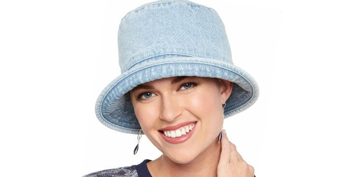 Best Bucket Hats for Spring - Denim Bucket Hat