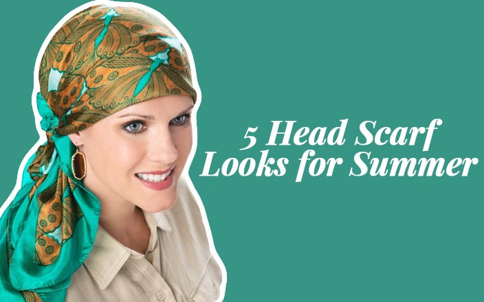 5 Head Scarf Outfit Ideas for Summer