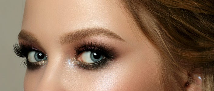 Mix and match eyebrow makeup to get a multidimensional look