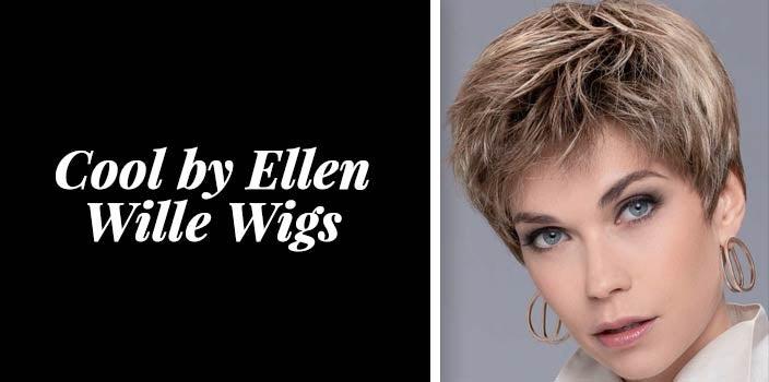 Casual Blonde Wigs - Cool by Ellen Wille Wigs
