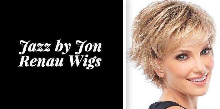 Textured short hairstyle - Petite Jazz by Jon Renau