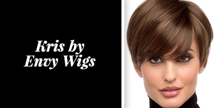 Sweeping short cut - Kris by Envy Wigs