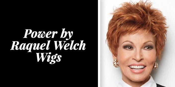 Edgy Red Hair - Power by Raquel Welch Wigs