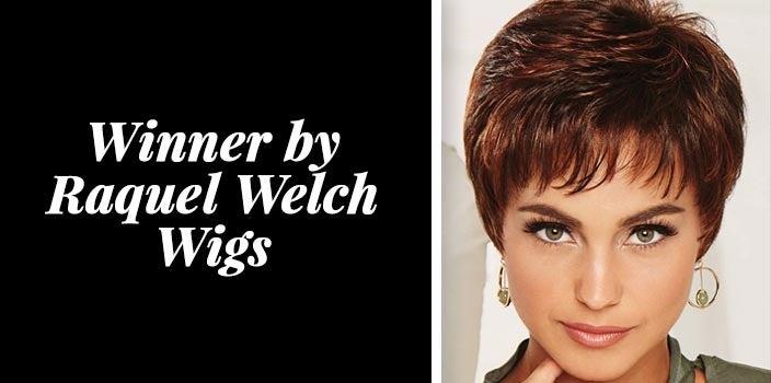 Sassy Wigs - Winner by Raquel Welch