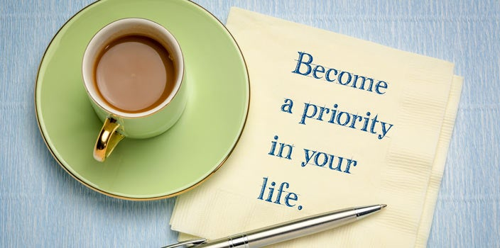 Cancer Recovery Tips - Prioritize yourself