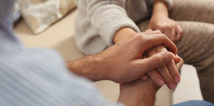 Cancer Recovery Tips - Share your feelings - get comfort
