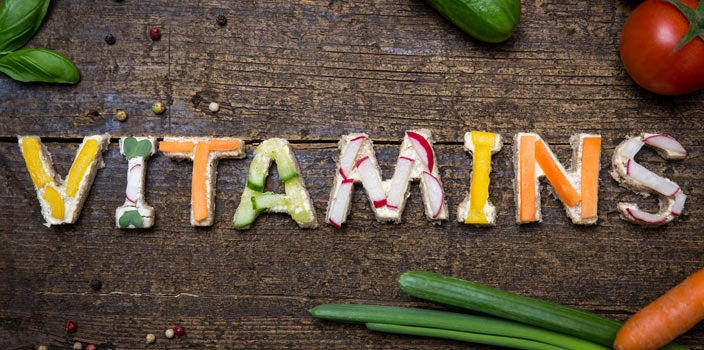 Cancer Recovery Tips - Take your vitamins