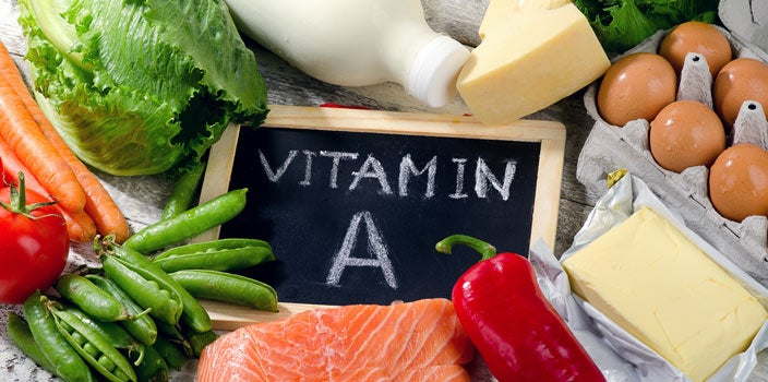 Unexpected ways of hairless - Too much Vitamin A