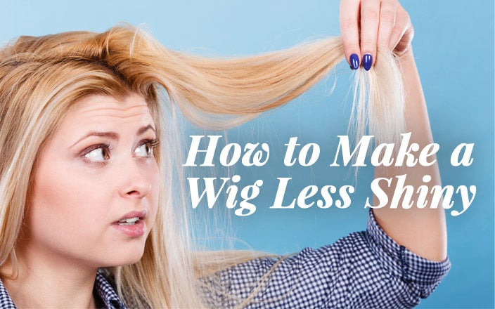 How to Make a Wig Less Shiny: 6 (Must Try!) Expert Tricks