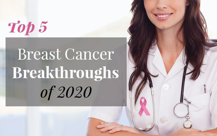 The Best Breast Cancer Breakthroughs of 2020