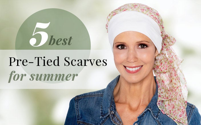 Top 5 Pretied Scarves for Summer
