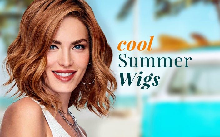 8 Cool Wigs for Summer Looks