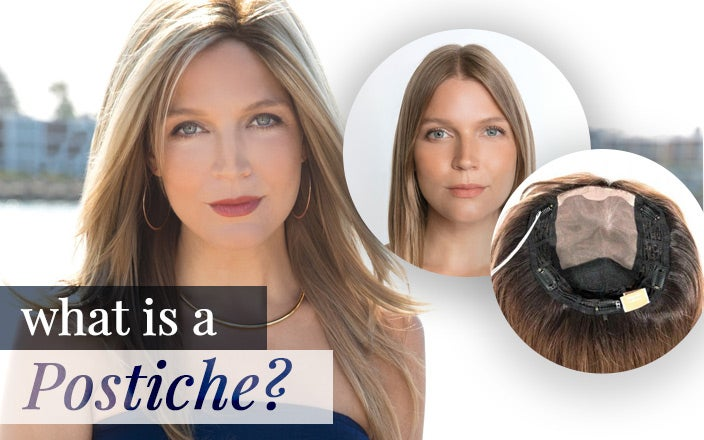 What is a Postiche?