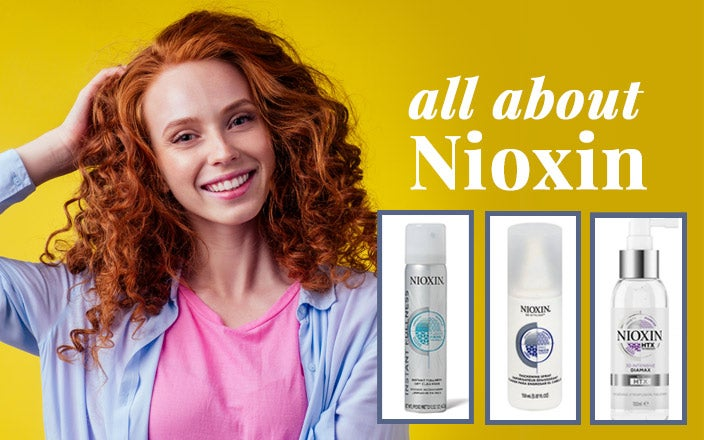 All About Nioxin: What You Need to Know