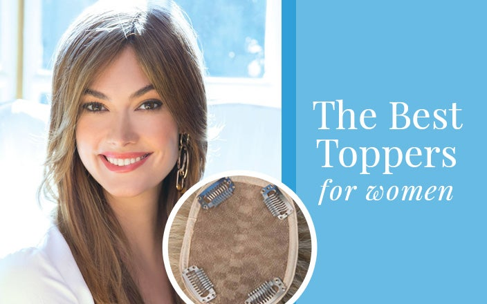 The Best Hair Toppers for Women