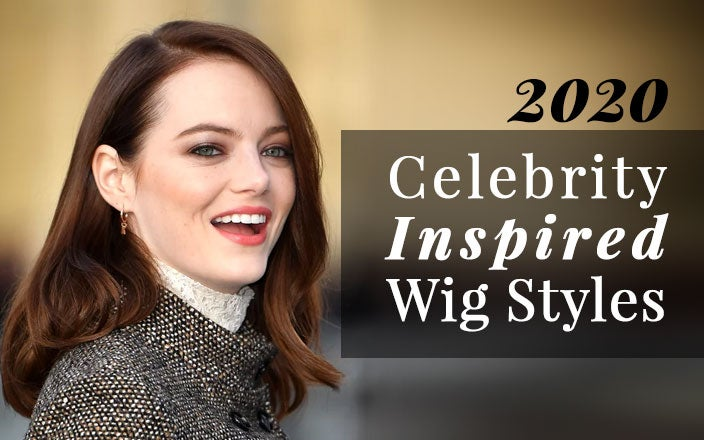 20 Celebrity Inspired Wig Styles to Try in 2020