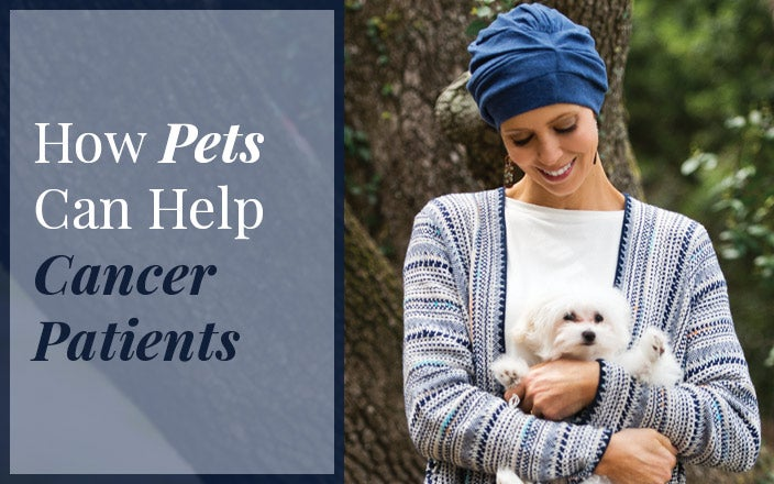 5 Ways Pets Can Help Cancer Patients
