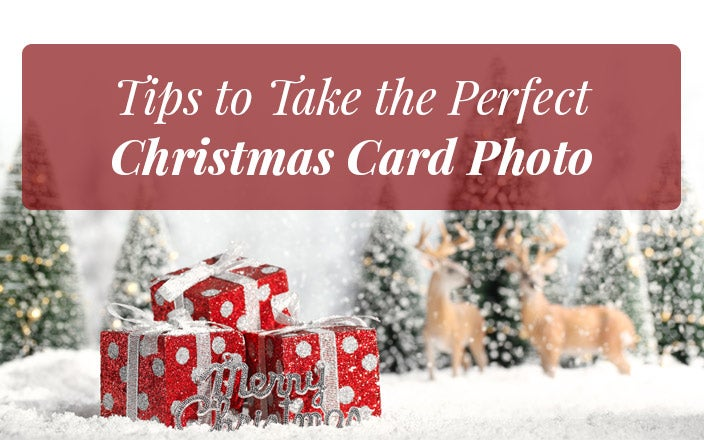 Tips for Snapping the Perfect Christmas Card Photo