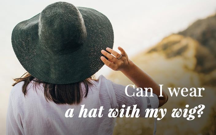 Can You Wear a Hat with a Wig?