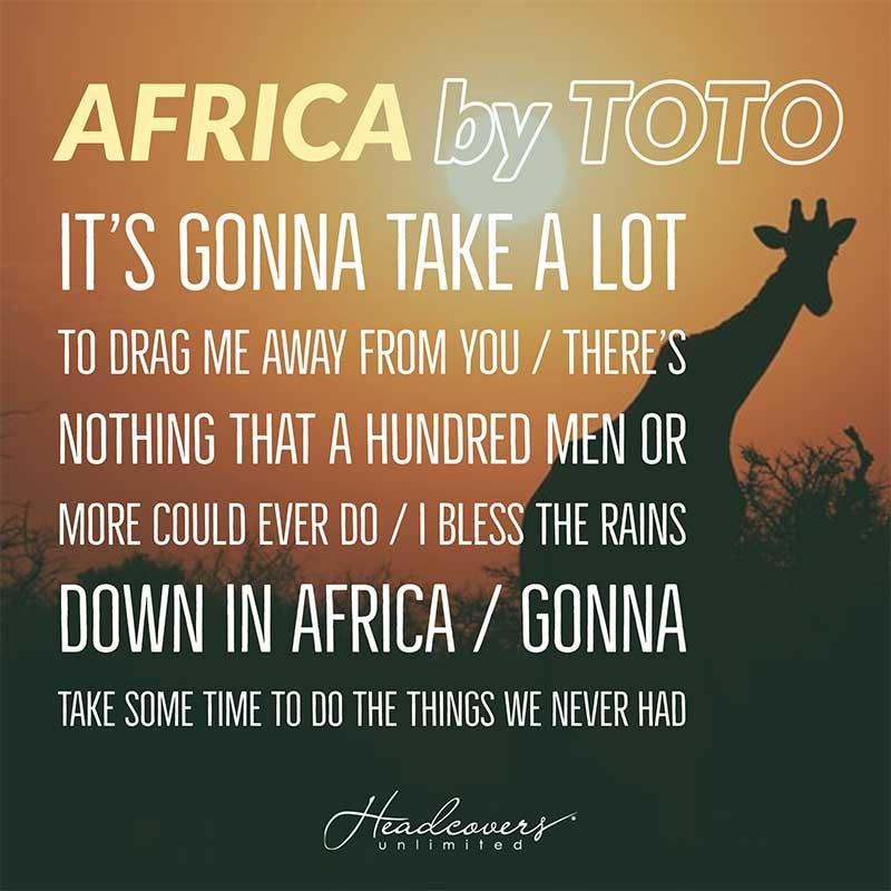 Songs with 20 second chorus to wash hands coronavirus - africa