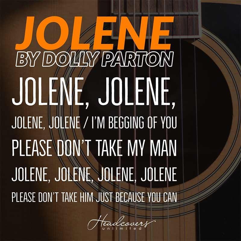 Songs with 20 second chorus to wash hands coronavirus - jolene