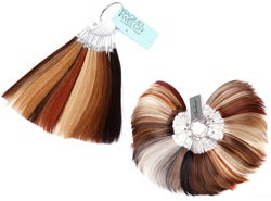 wig color rings