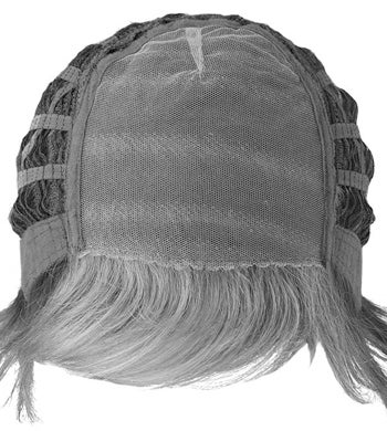 hand knotted wig