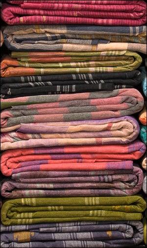 cancer scarf fabrics