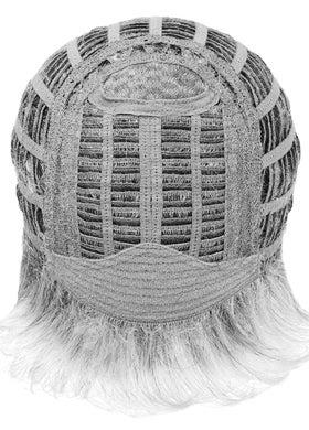 monofilament crown wig